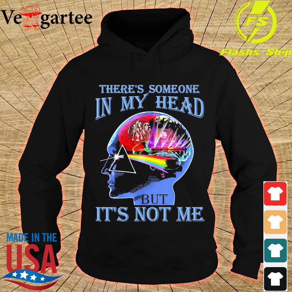 Pink Floyd there's someone in my head but it's not me s hoodie