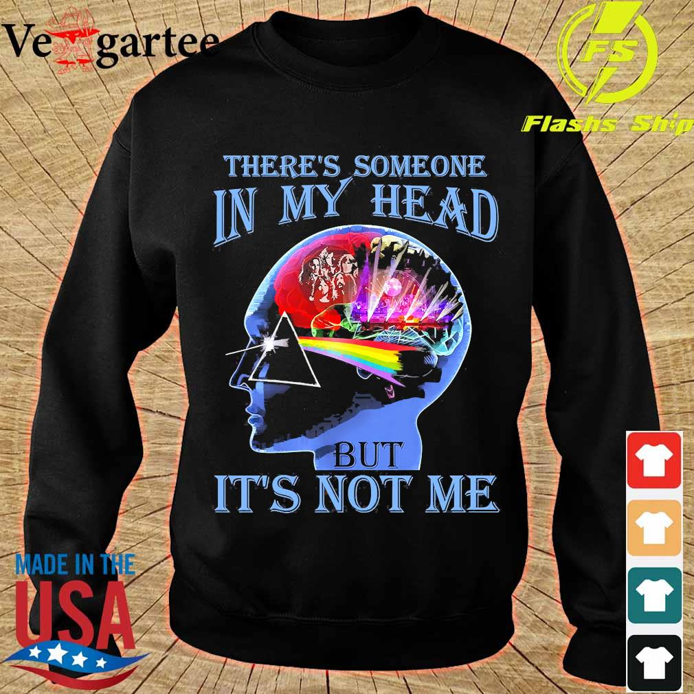Pink Floyd there's someone in my head but it's not me s sweater