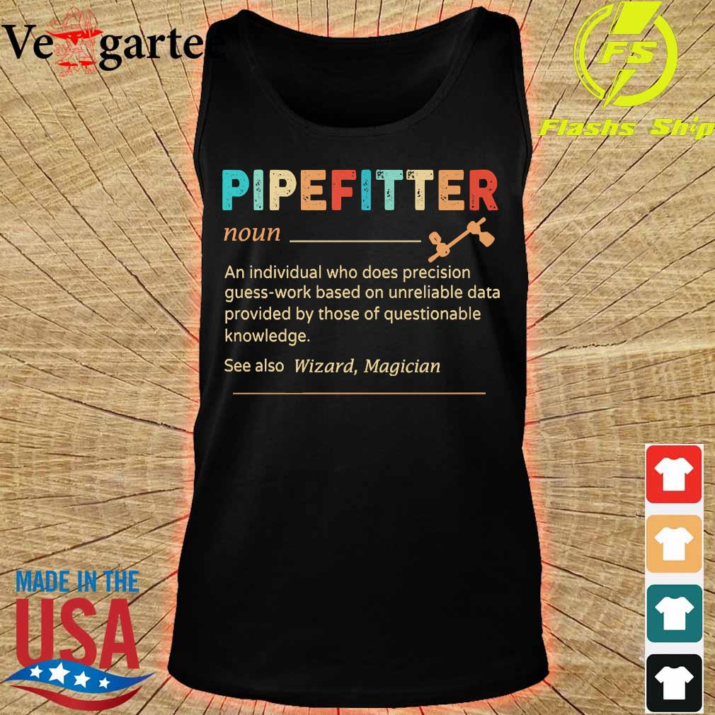 Pipefitter definition s tank top