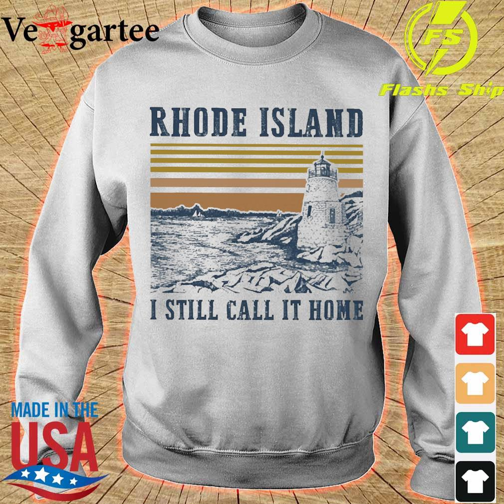 Rhode island I still call it home vintage s sweater