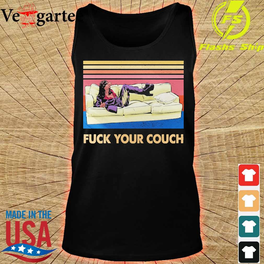Rick james Fuck Your couch vintage s tank top
