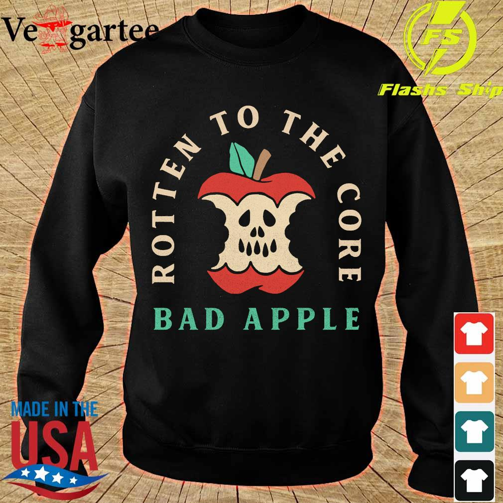 Rotten to the core bad apple s sweater