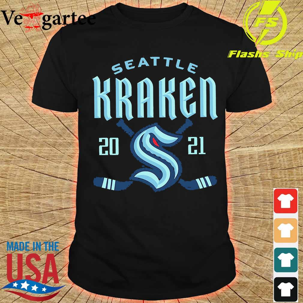 Seattle Kraken 2021 shirt