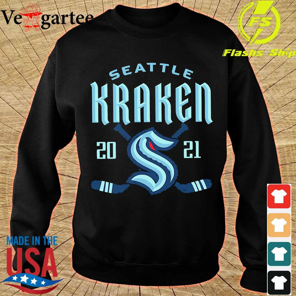 Seattle Kraken 2021 s sweater