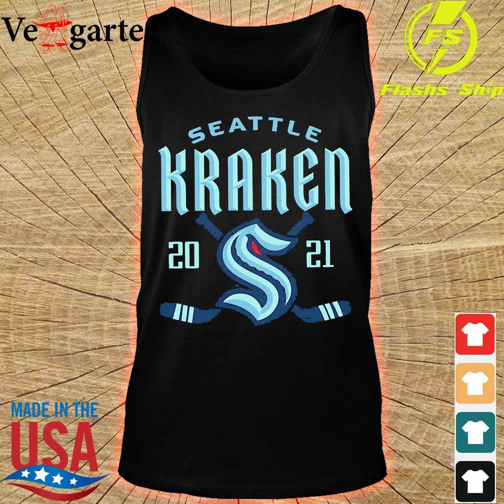 Seattle Kraken 2021 s tank top