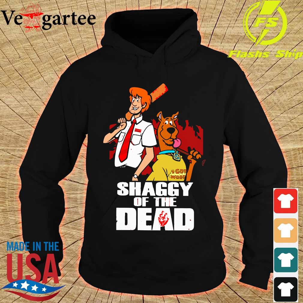 Shaggy of the dead s hoodie