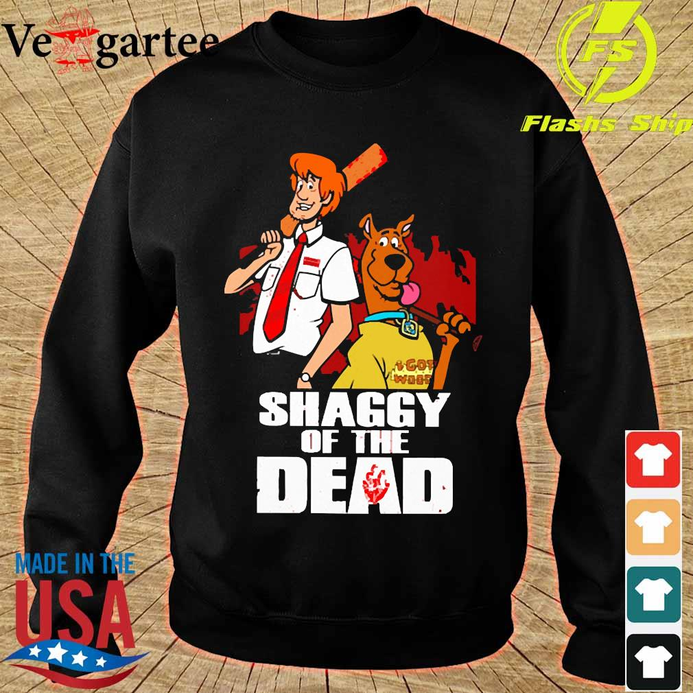 Shaggy of the dead s sweater