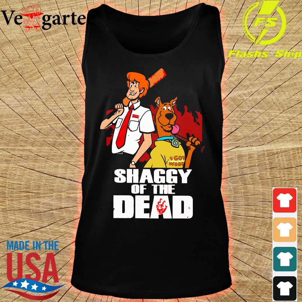 Shaggy of the dead s tank top