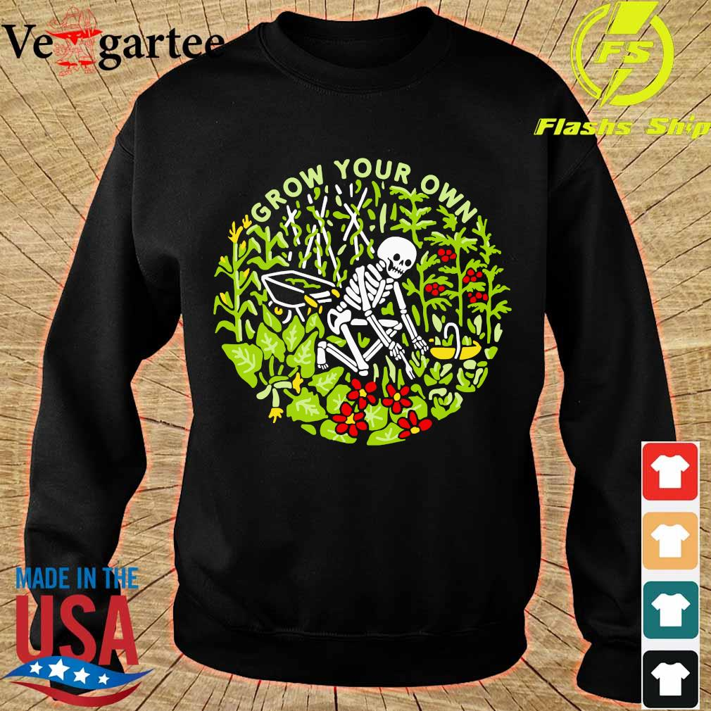 Skeleton Grow Your own s sweater