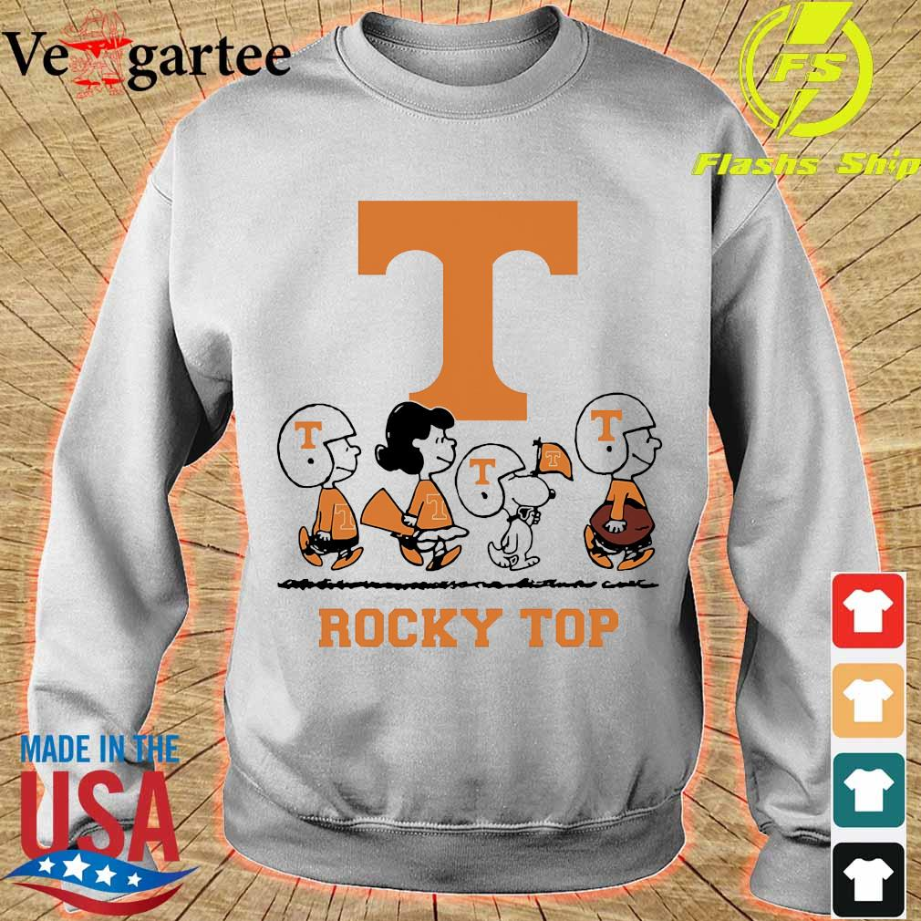 Snoopy The Peanuts Tennessee Volunteers s sweater