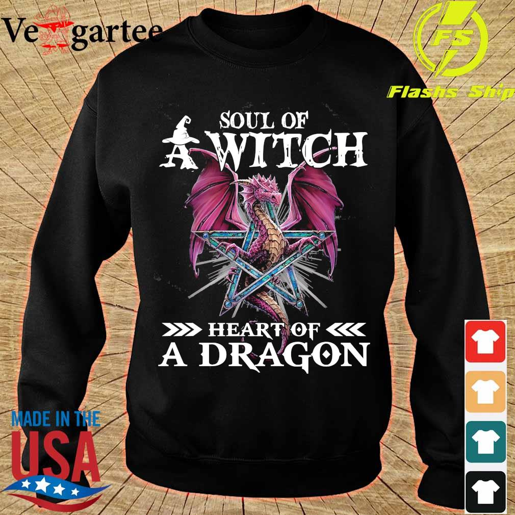 Soul of a Witch heart of a dragon s sweater