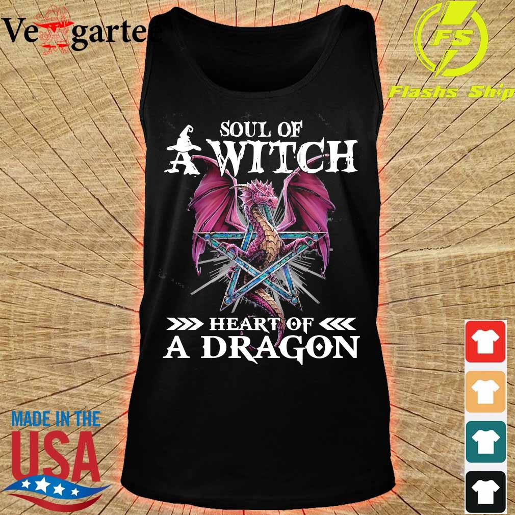 Soul of a Witch heart of a dragon s tank top