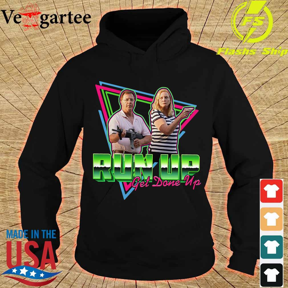 ST Louis Couple Guns run up get done up s hoodie