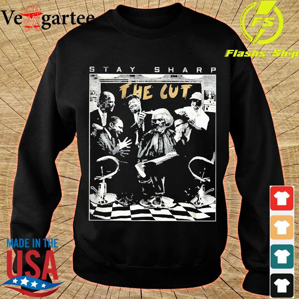 Stay Sharp the cut s sweater