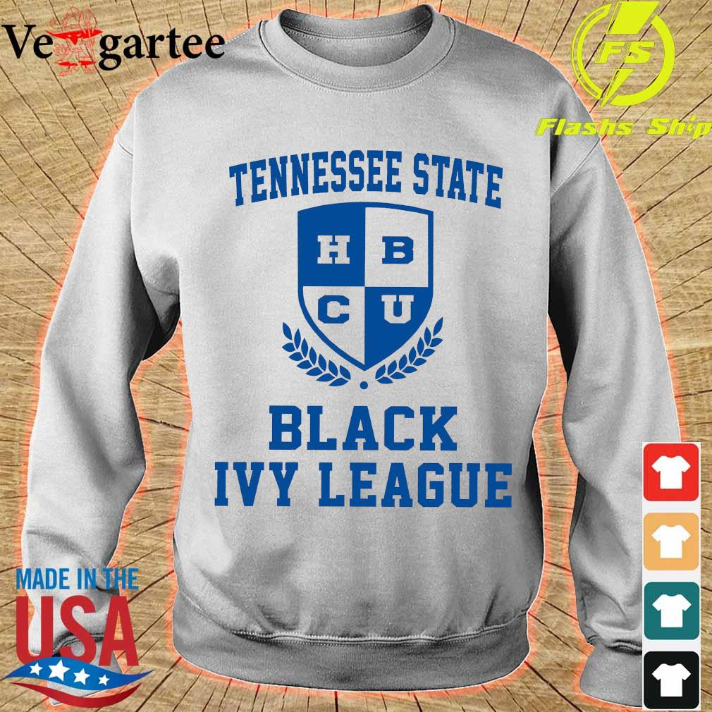 Tennessee State university Black Ivy League s sweater