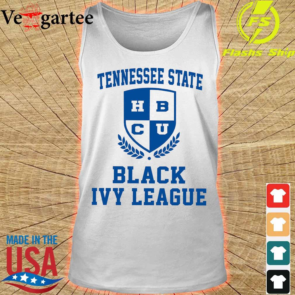 Tennessee State university Black Ivy League s tank top