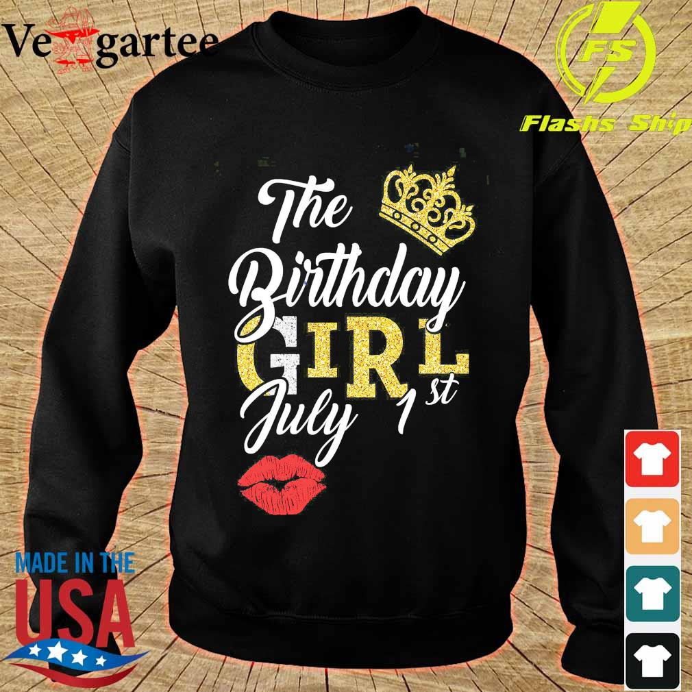 The Birthday girl july 1st s sweater