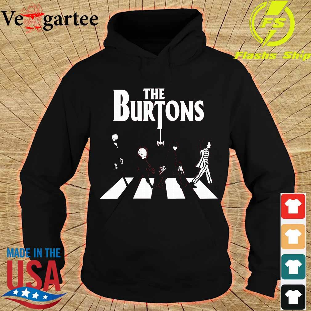 The Burtons abbey road s hoodie