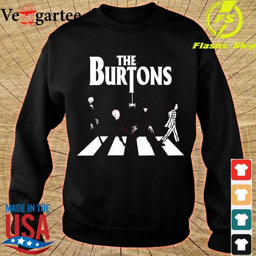 The Burtons abbey road s sweater