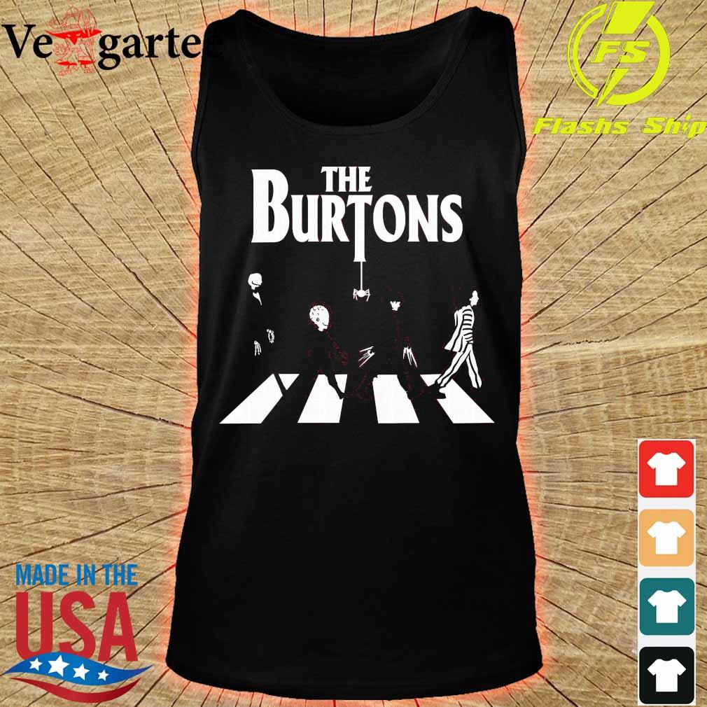 The Burtons abbey road s tank top
