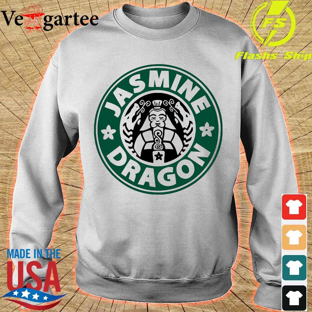 The Jasmine Dragon Ladies Fitted s sweater