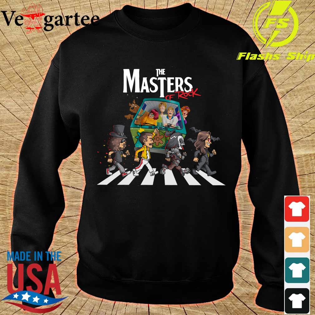 The Masters of rock abbey road walking s sweater