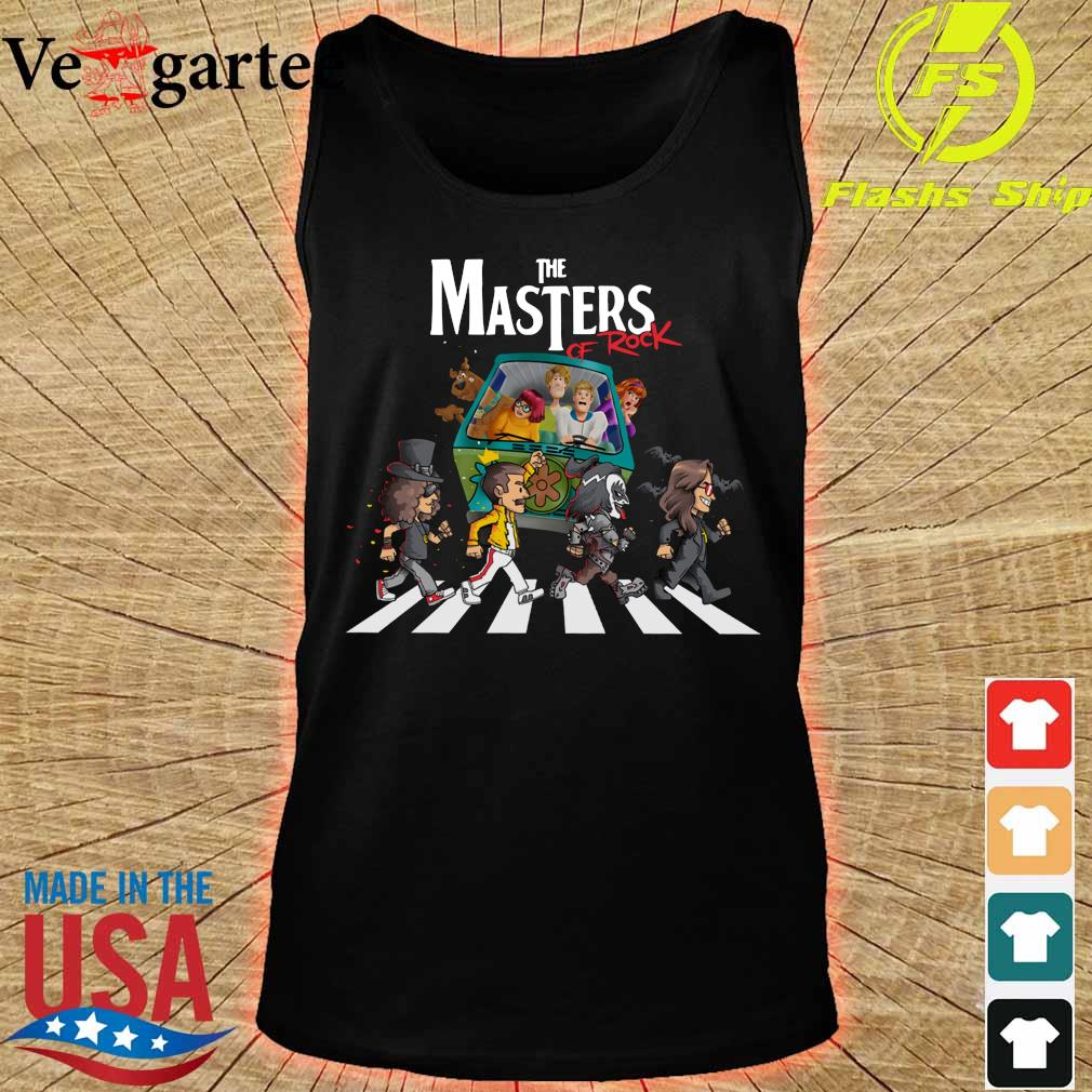 The Masters of rock abbey road walking s tank top