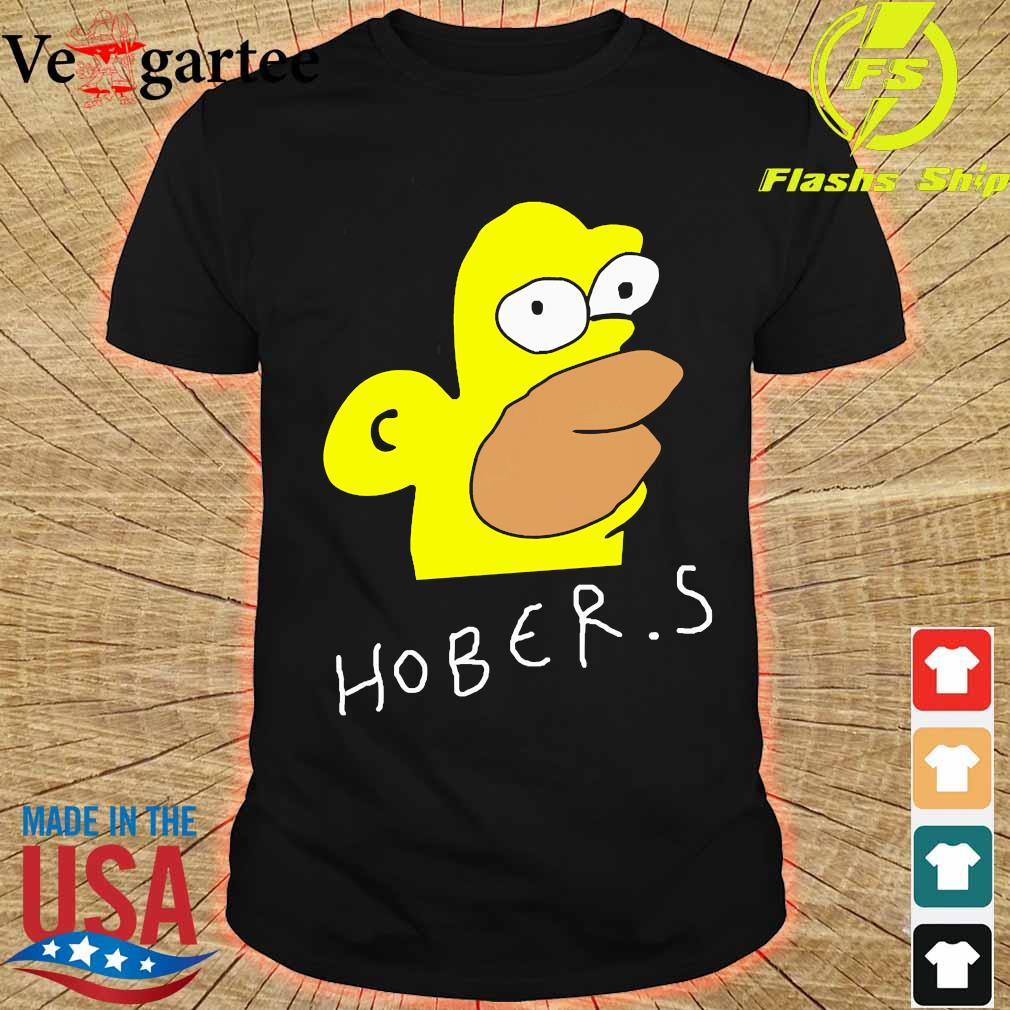 The simpsons Hober.s shirt