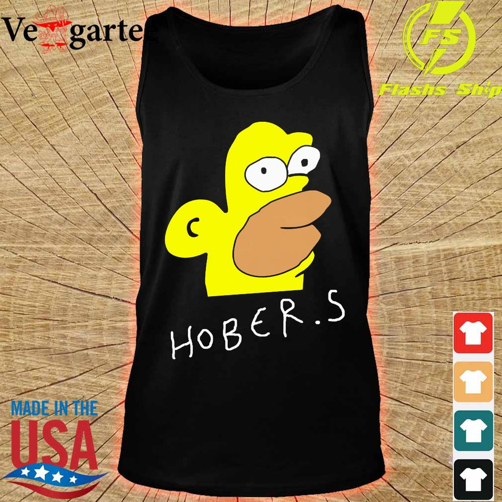The simpsons Hober.s s tank top