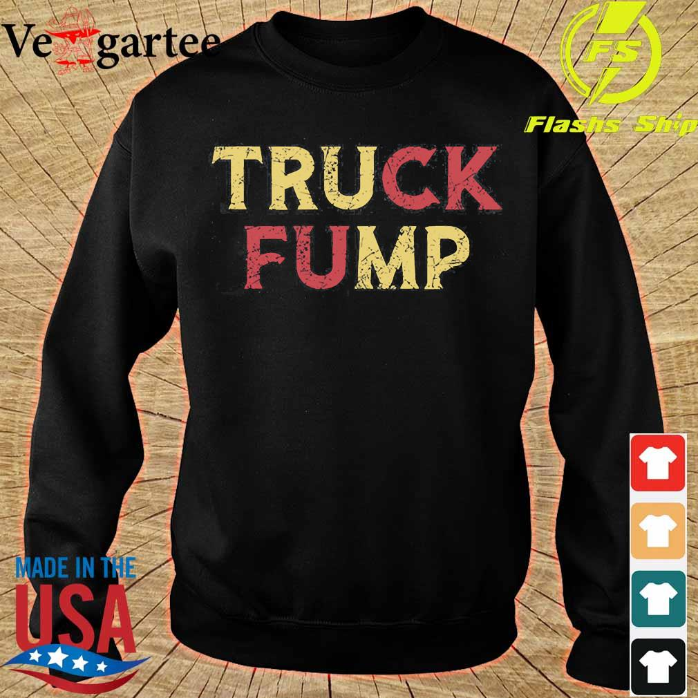 Truck Fump vintage s sweater