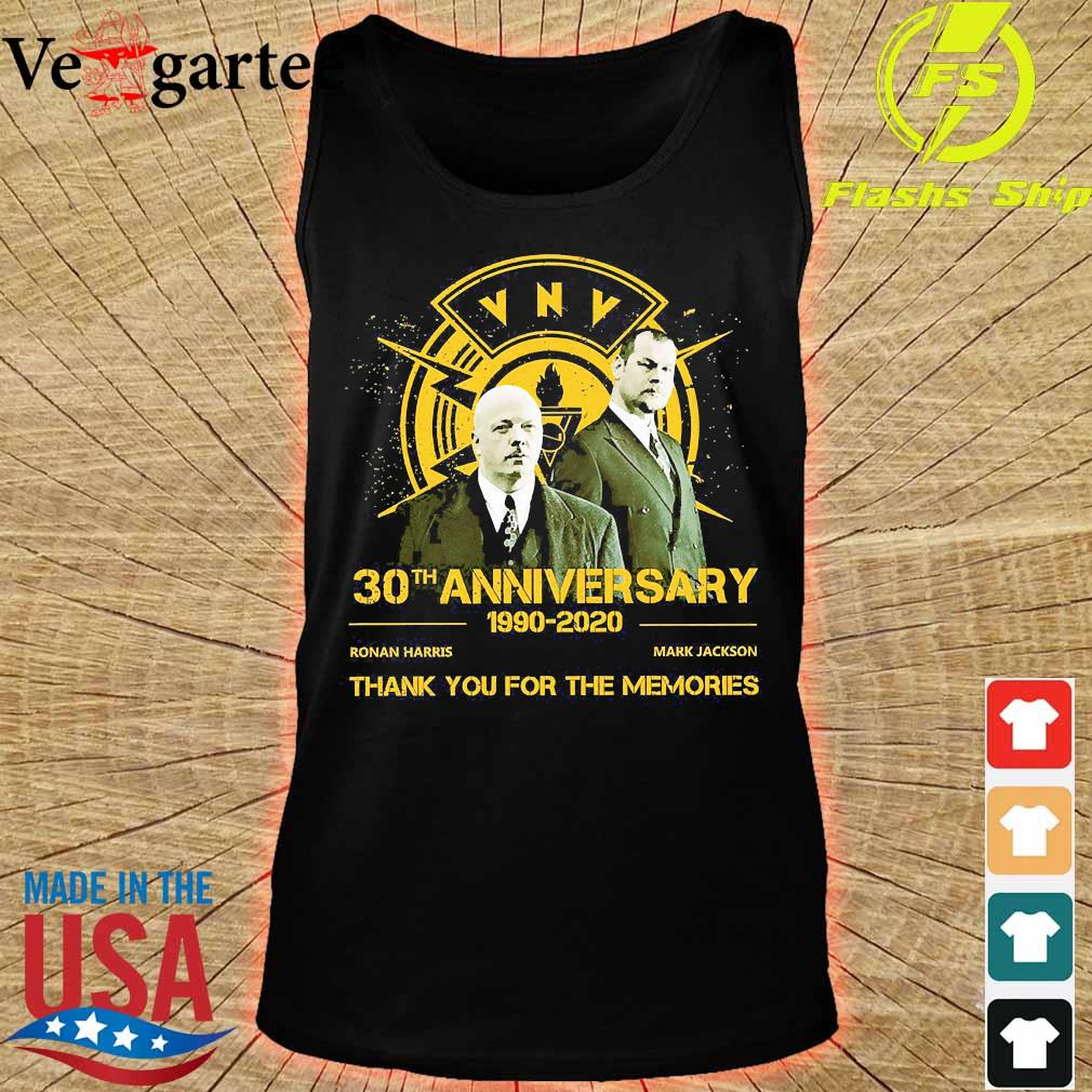 VNV 30th anniversary 1990 2020 thank You for the memories s tank top