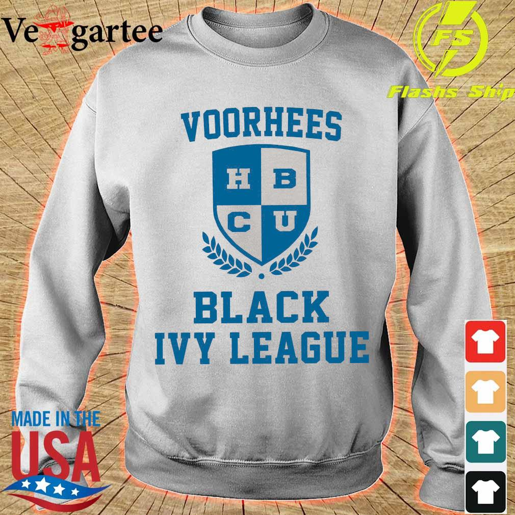 Voorhees HBCU Black Ivy League s sweater