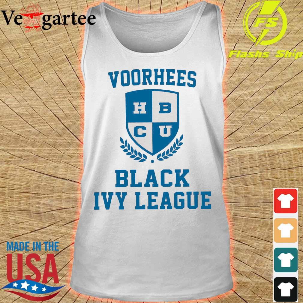 Voorhees HBCU Black Ivy League s tank top