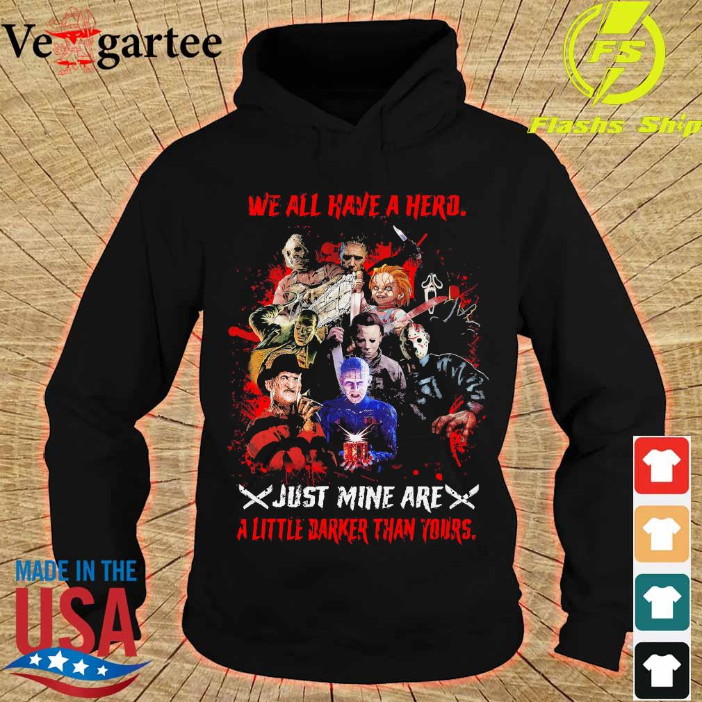We all have a herd just mine are a little darker than yours s hoodie