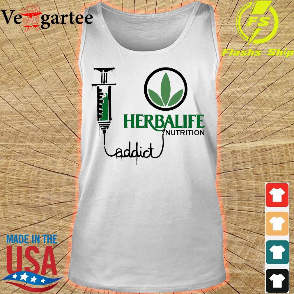 Weed herbalife nutrition addict s tank top
