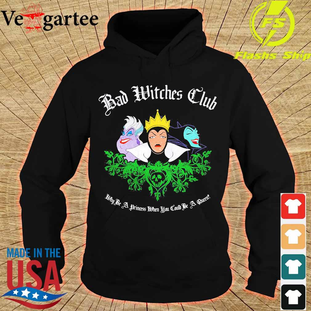 Disney Bad Witches Club s hoodie
