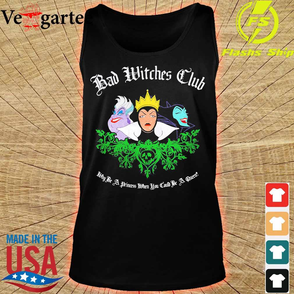 Disney Bad Witches Club s tank top