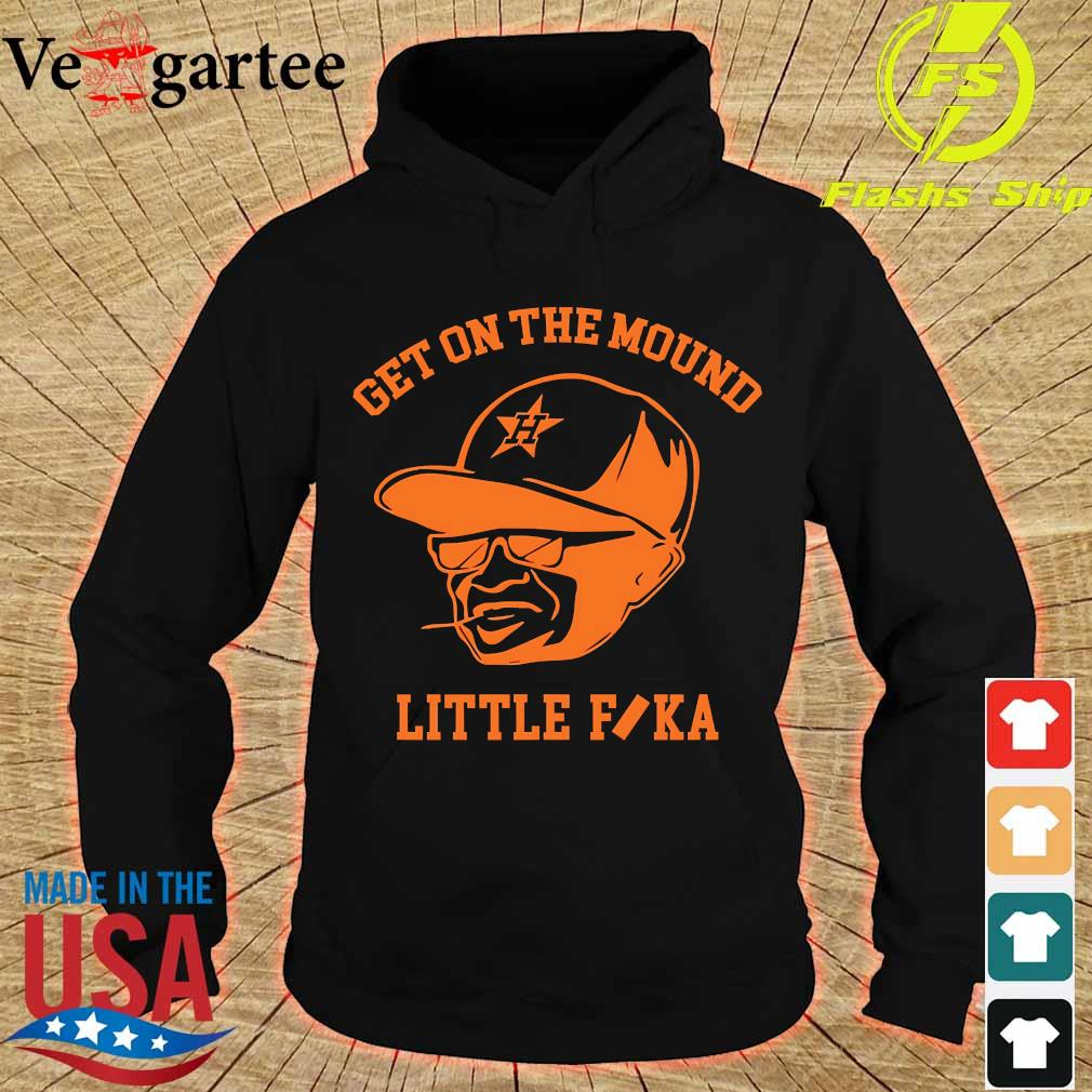 Get on the mound little fika s hoodie