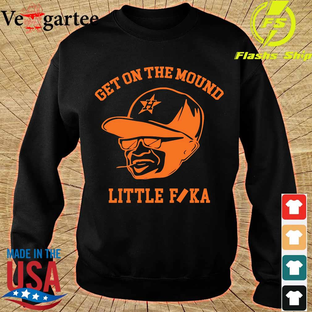 Get on the mound little fika s sweater