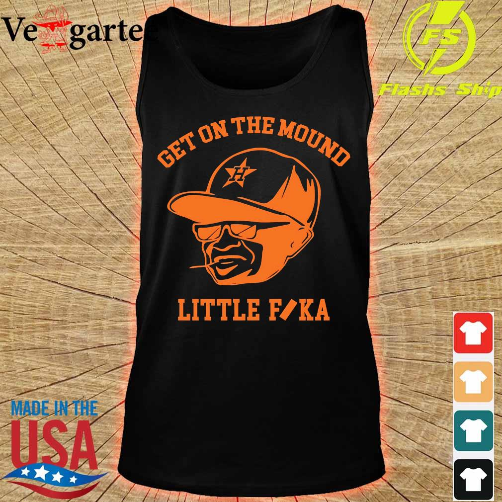 Get on the mound little fika s tank top