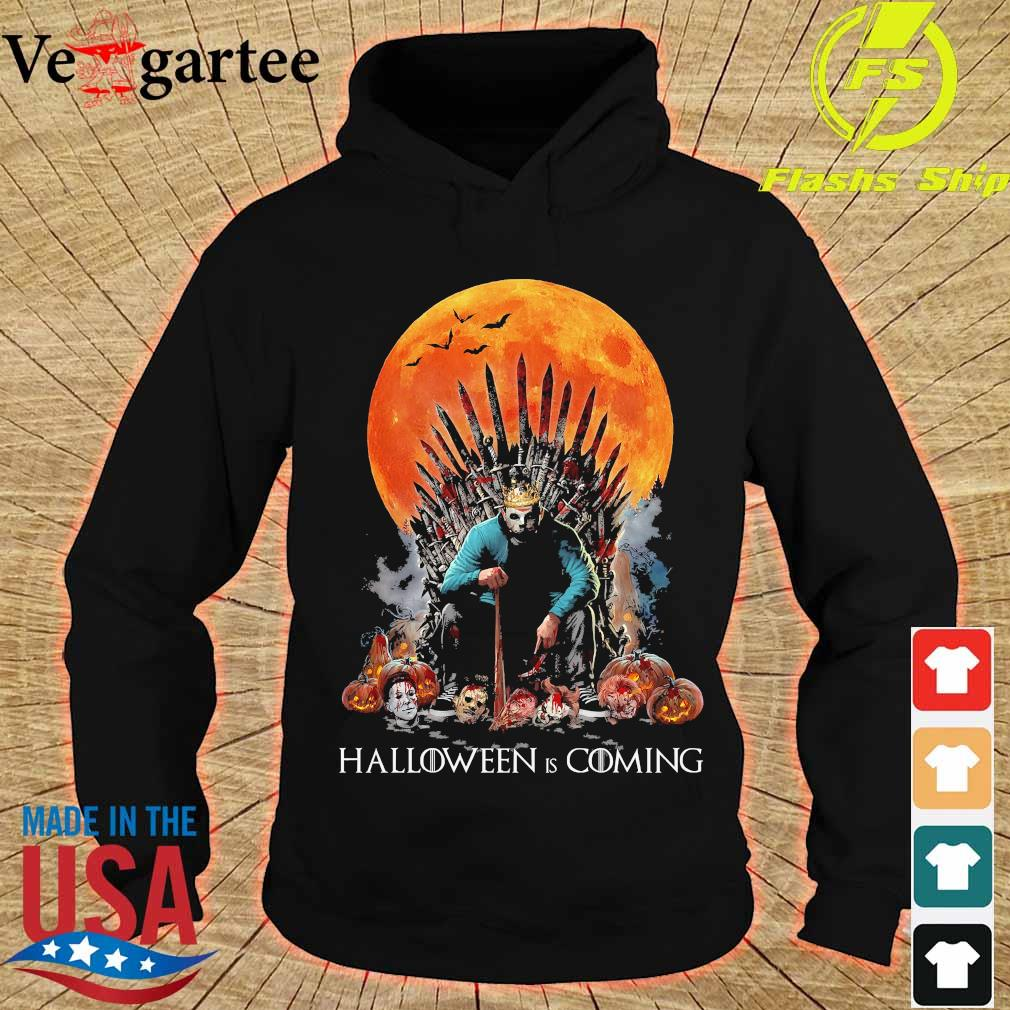 H2O Delirious Halloween is coming s hoodie