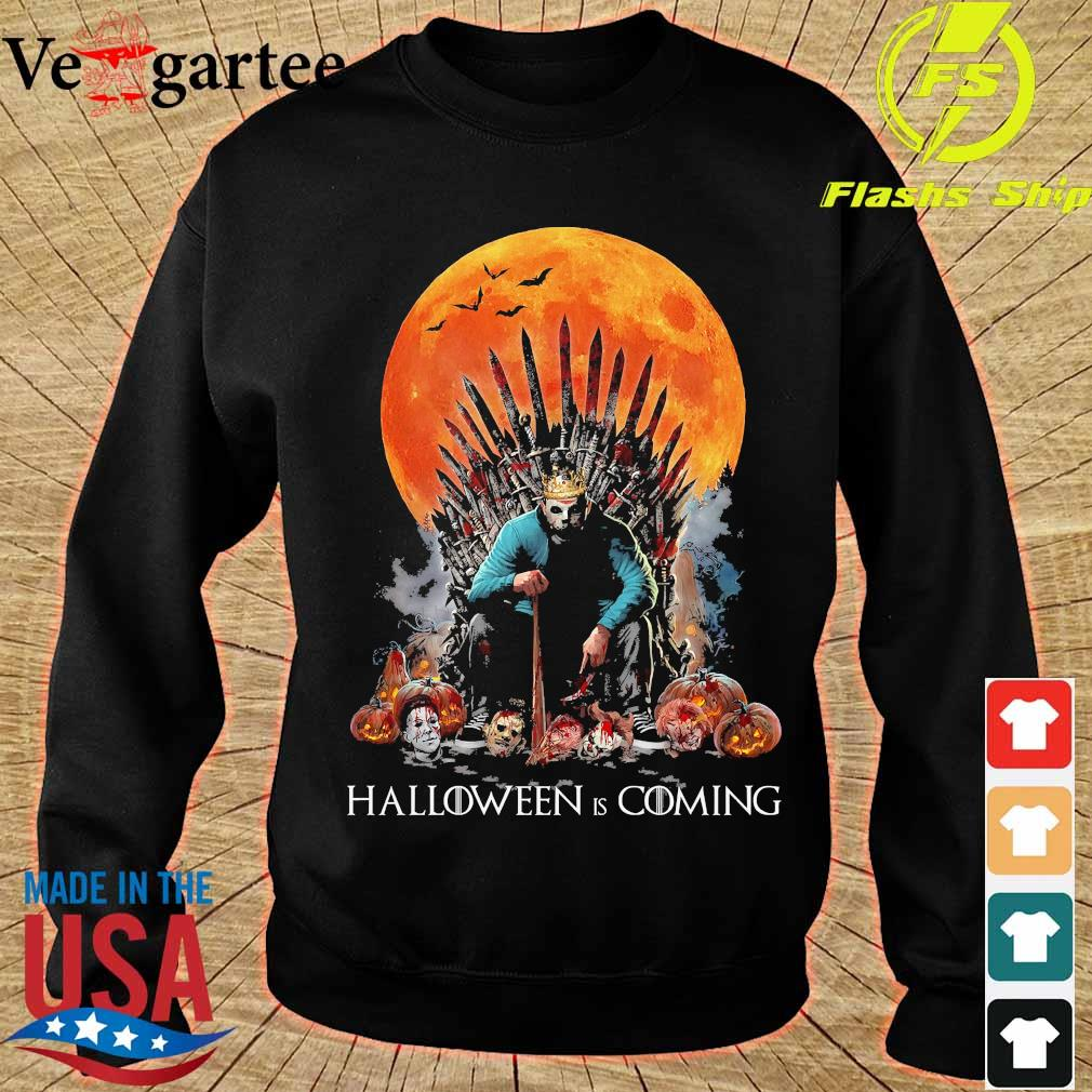 H2O Delirious Halloween is coming s sweater
