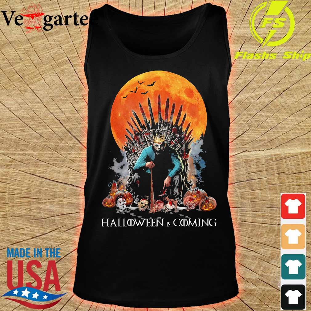 H2O Delirious Halloween is coming s tank top