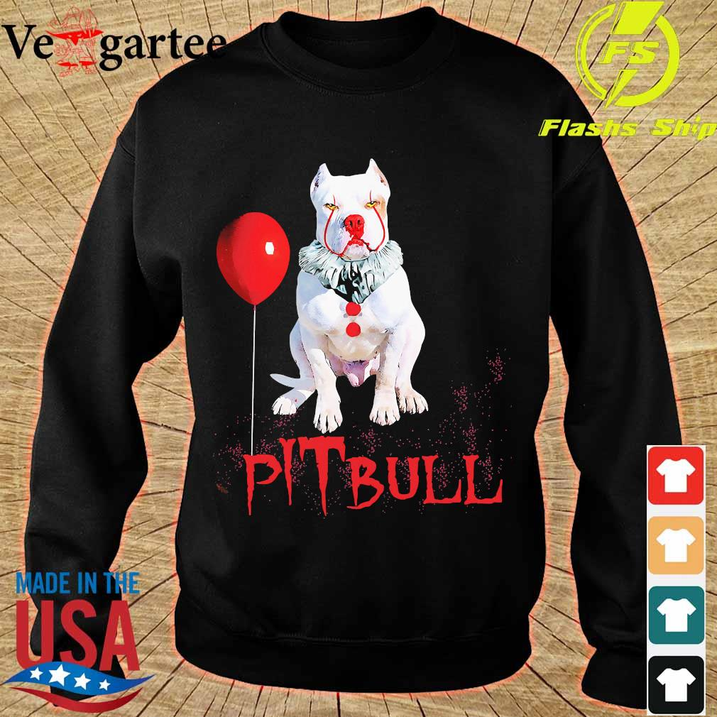 Halloween Stephen king IT Pitbull s sweater