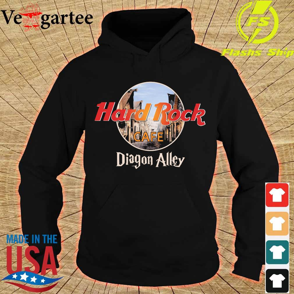 Hard Rock cafe Diagon Alley s hoodie
