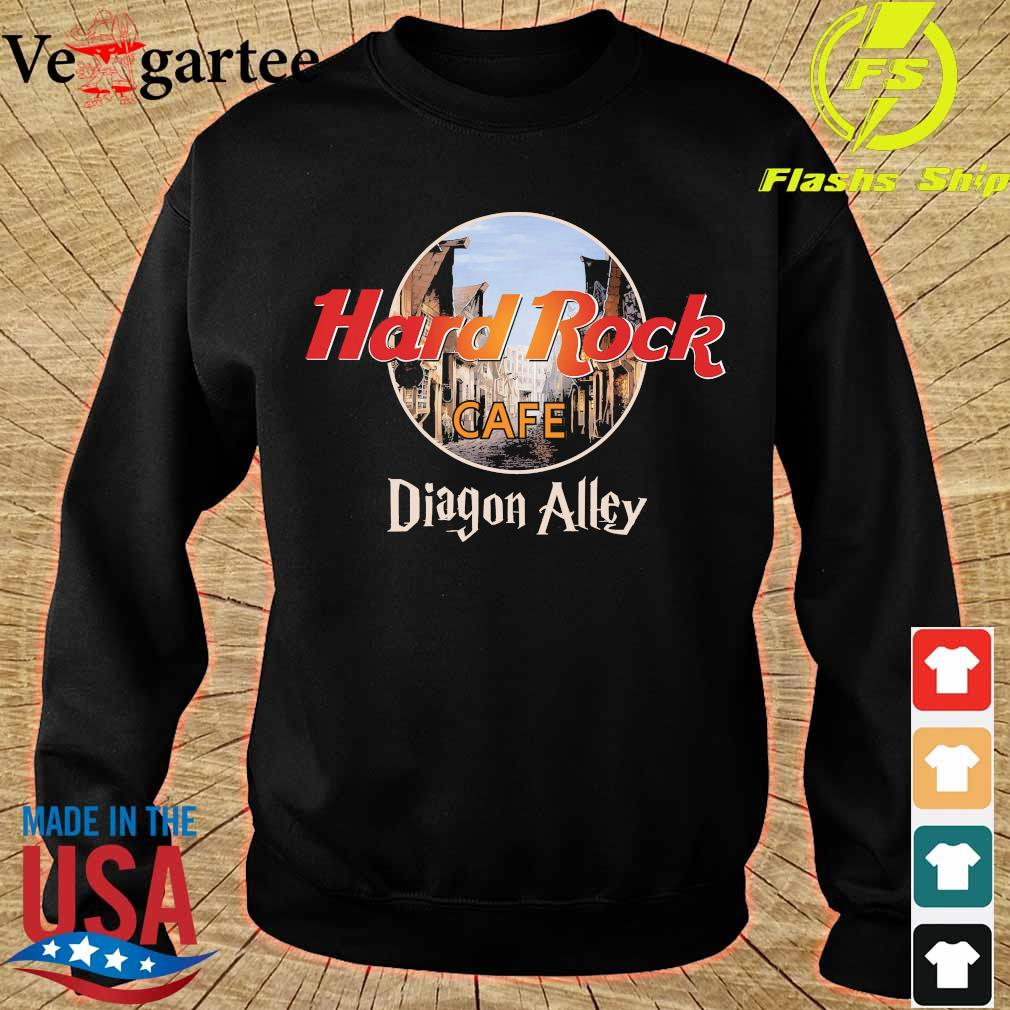 Hard Rock cafe Diagon Alley s sweater