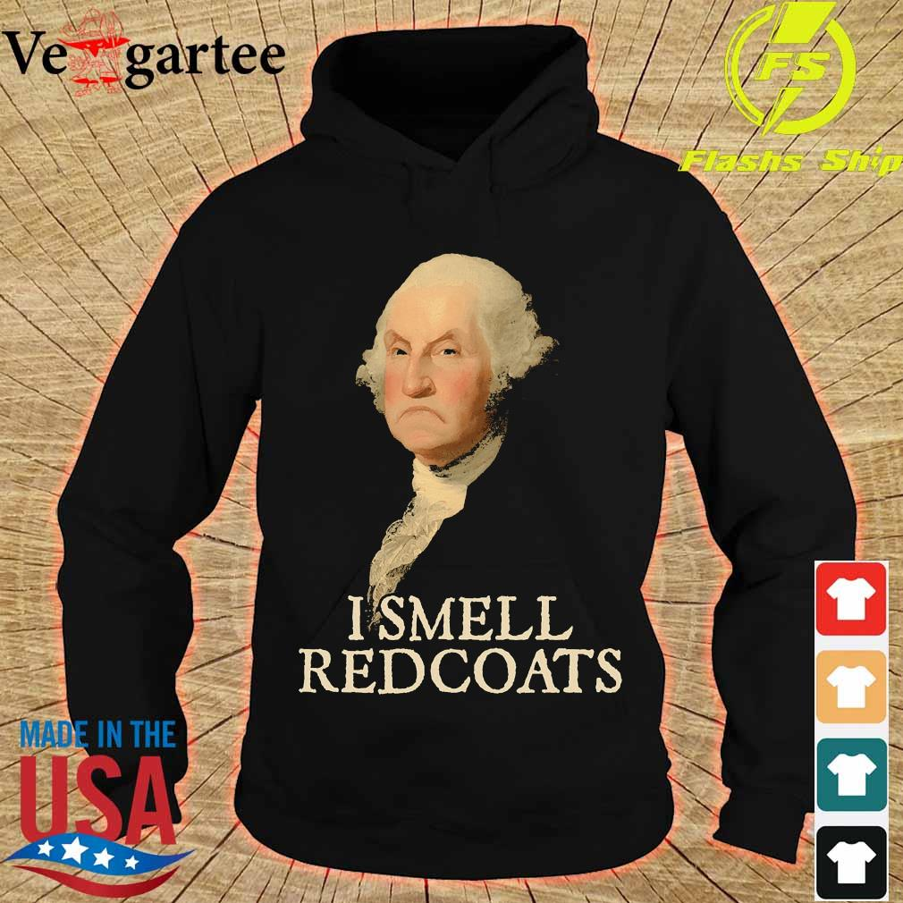 I smell redcoats s hoodie