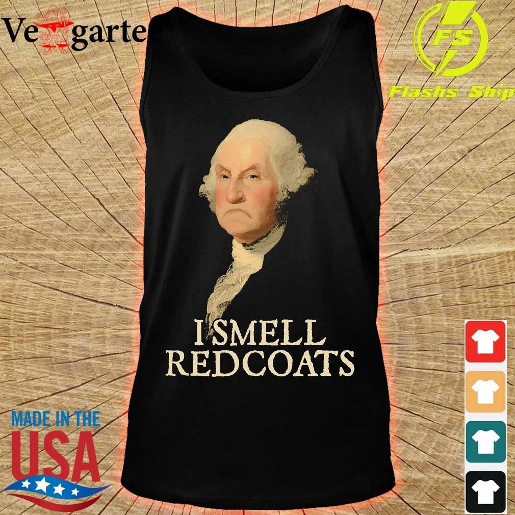 I smell redcoats s tank top