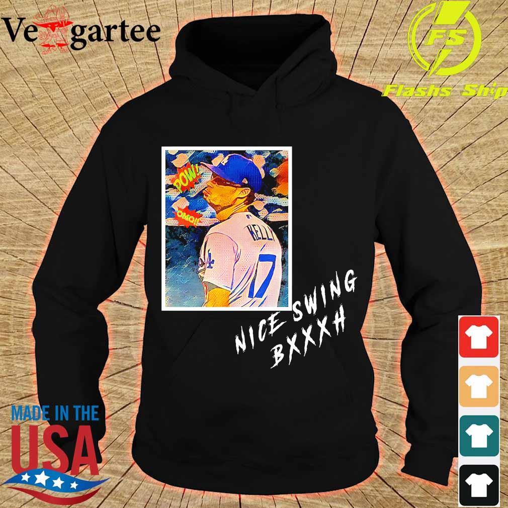 Joe Kelly nice swing bxxxh s hoodie