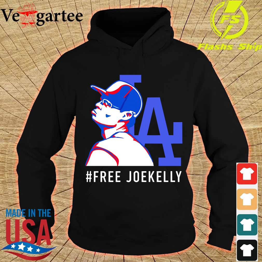 Los Angeles Dodgers Free Joe Kelly s hoodie